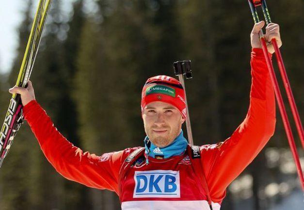 Дмитрий МАЛЫШКО снова остался четвертым... Фото СБР