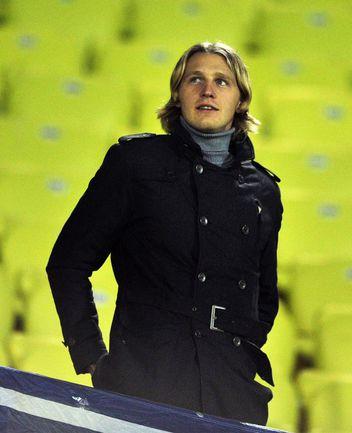 У Алексея САПОГОВА новый виток карьеры. Фото Сергей РАСУЛОВ