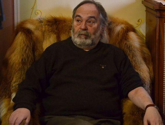 Дмитрий СВЕТОЗАРОВ. Фото prolinefilm.ru