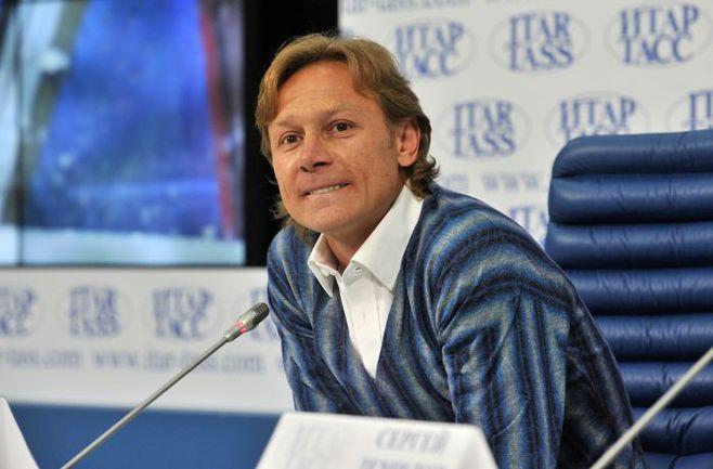 """Вчера. Москва. Валерий КАРПИН. Фото Алексей ИВАНОВ, """"СЭ"""""""