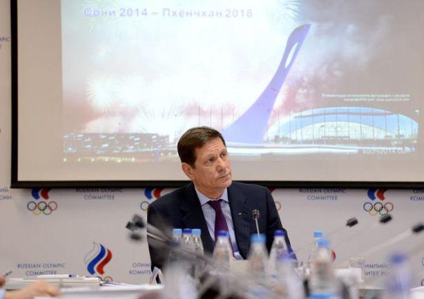 Вчера. Москва. Президент ОКР Александр ЖУКОВ. Фото ОКР
