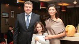 Роман СКВОРЦОВ и его семья. За год до трагедии.