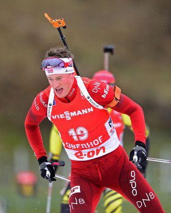 Обладатель Кубка мира-2010/11 Тарьей БЁ в олимпийском сезоне ничем не запомнился. Фото AFP