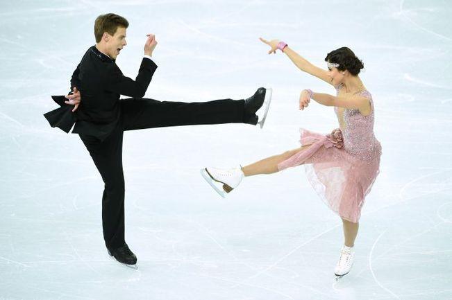 Никита КАЦАЛАПОВ и Елена ИЛЬИНЫХ. Фото REUTERS