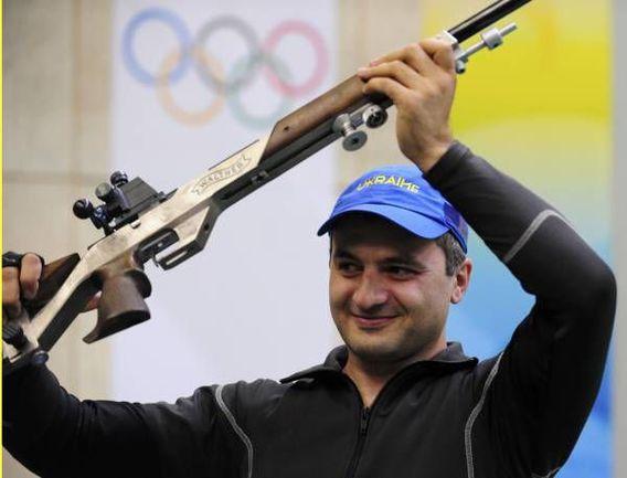 Олимпийской чемпион по стрельбе Артур АЙВАЗЯН. Фото REUTERS