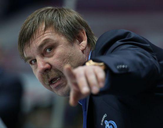 Олег ЗНАРОК. Фото photo.khl.ru