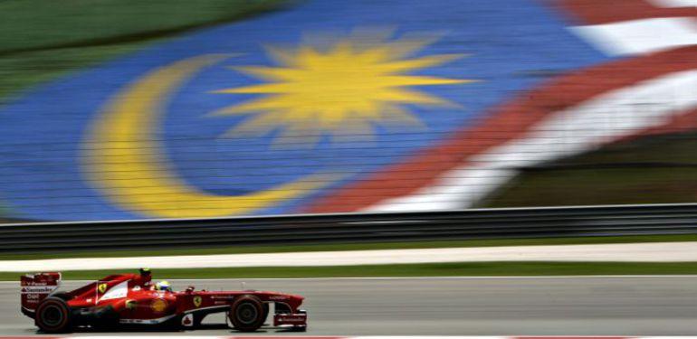"""""""Гран-При Малайзии"""". Фото REUTERS"""