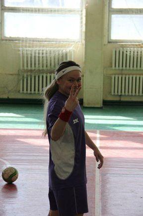 Лилия Месси Фото vk.com