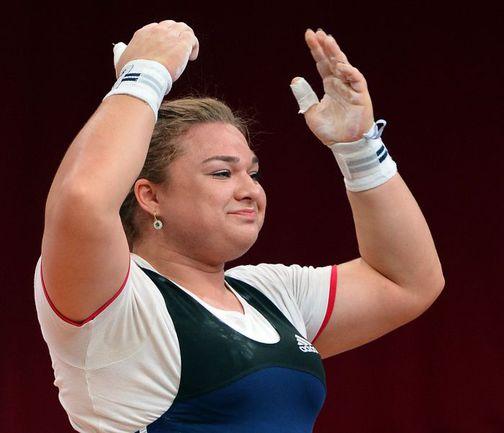 Татьяна КАШИРИНА. Фото AFP