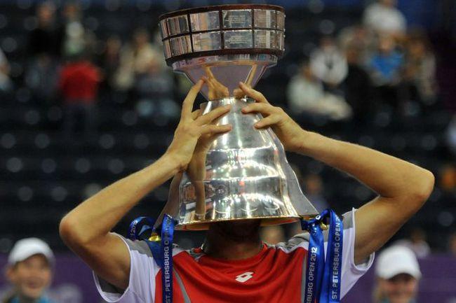 В 2014 году главный приз St.Petersburg Open будет разыгран далеко от Северной столицы. Фото AFP