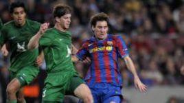 20 октября 2009 года. Барселона.