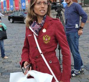 Ольга КАНИСЬКИНА. Фото Татьяна ДОРОГУТИНА, «СЭ»