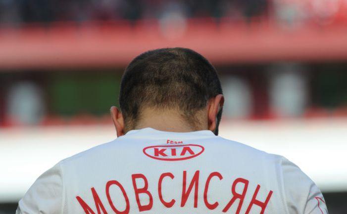 """Юра МОВСИСЯН. Фото Александр ФЕДОРОВ, """"СЭ"""""""