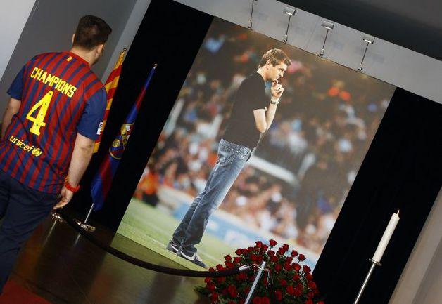 """В пятницу не стало экс-наставника """"Барселоны"""" Тито Вилановы, который умер на 46-м году жизни... Фото AFP"""