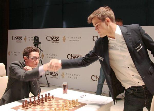 Карлсену пока нравится играть с людьми...