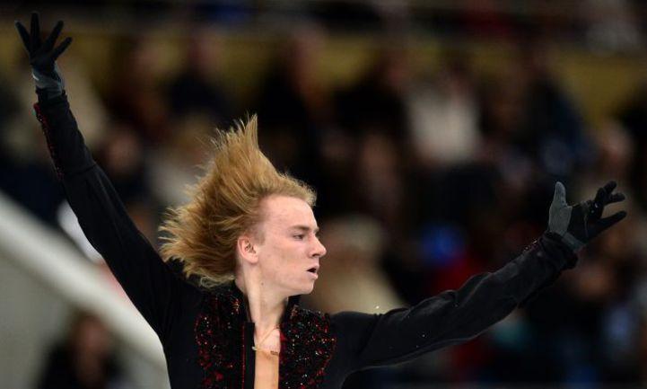 Артур ГАЧИНСКИЙ. Фото AFP