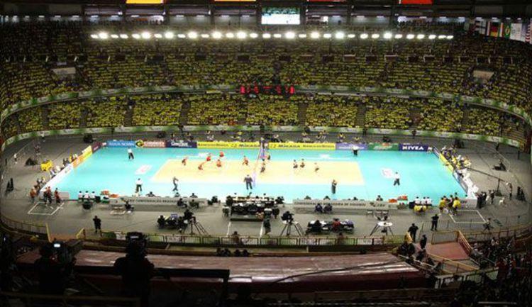 Сегодня ночью в бразильском Белу-Оризонти стартует мужской клубный чемпионат мира. Фото belogorievolley.ru