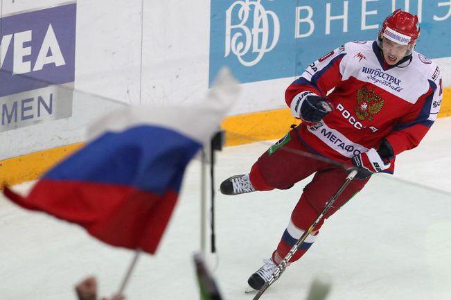 Сергей МОЗЯКИН. Фото Константин ЧАЛАБОВ/РИА Новости