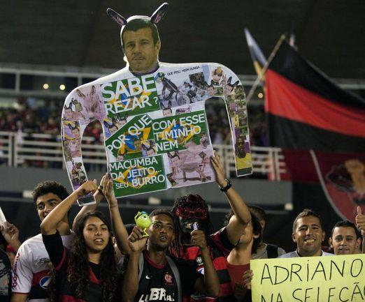 В спорте суеверны все - и игроки, и болельщики. Фото AFP