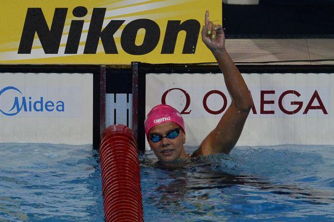 Юлия ЕФИМОВА не выступит на чемпионате России из-за допингового дела. Фото REUTERS