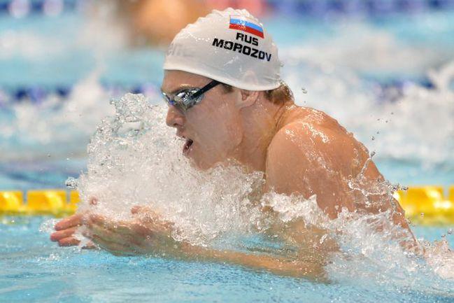 Владимир МОРОЗОВ. Фото AFP