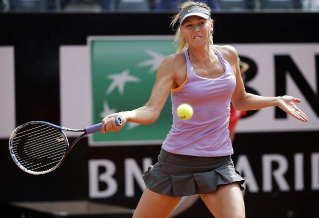 Российская теннисистка Мария ШАРАПОВА. Фото REUTERS