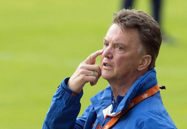 """Новый главный тренер """"Манчестер Юнайтед"""" Луи ВАН ГАЛ. Фото REUTERS"""