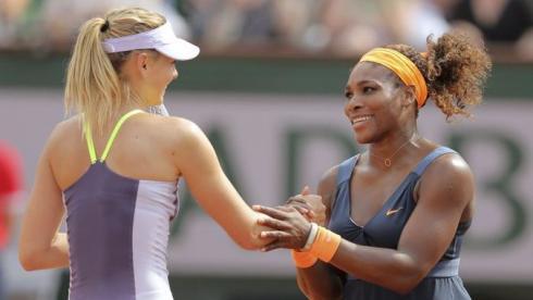 Шарапова против Серены уже в четвертьфинале?