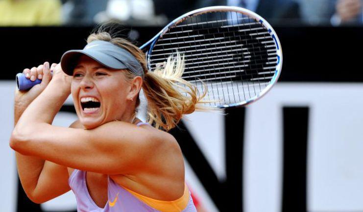 Чемпионка Roland Garros-2012 Мария ШАРАПОВА. Фото AFP