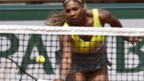 Две победы Уильямс  и другие события первого дня Roland Garros