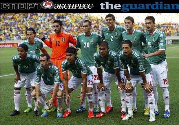 """""""СЭ"""" и The Guardian представляют: сборная Мексики"""