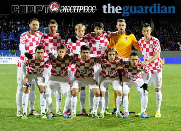 """СЭ"" и The Guardian представляют: сборная Хорватии"