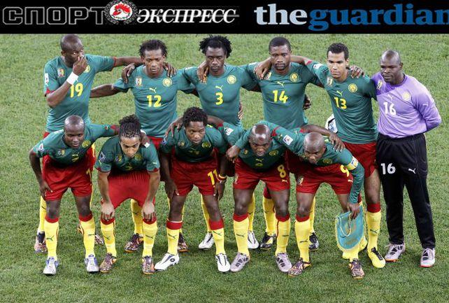 """СЭ"" и The Guardian представляют: сборная Камеруна"