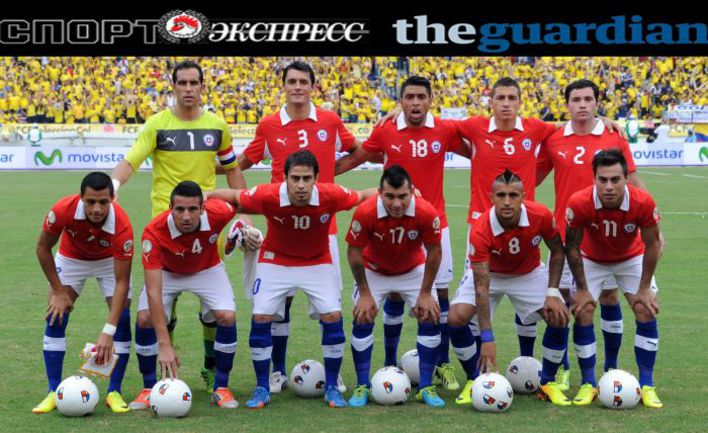 """""""СЭ"""" и The Guardian представляют: сборная Чили"""