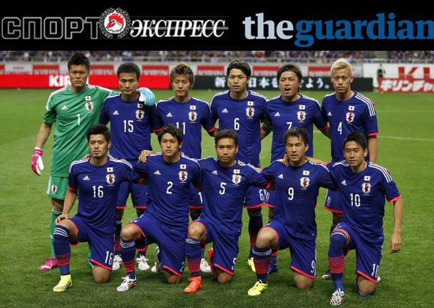 """""""СЭ"""" и The Guardian представляют: сборная Японии"""