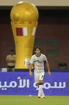 """Катарский футбол может себе позволить платить """"золотую пенсию"""" игрокам уровня РАУЛЯ. И оказался способен купить ЧМ-2022? Фото AFP"""