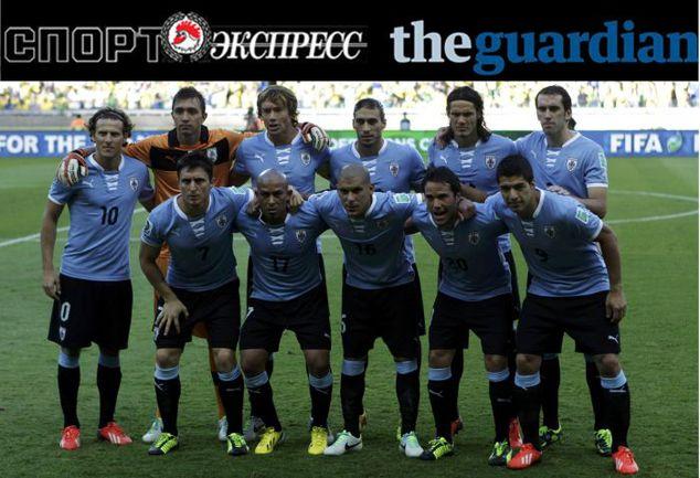 """""""СЭ"""" и The Guardian представляют: сборная Уругвая"""