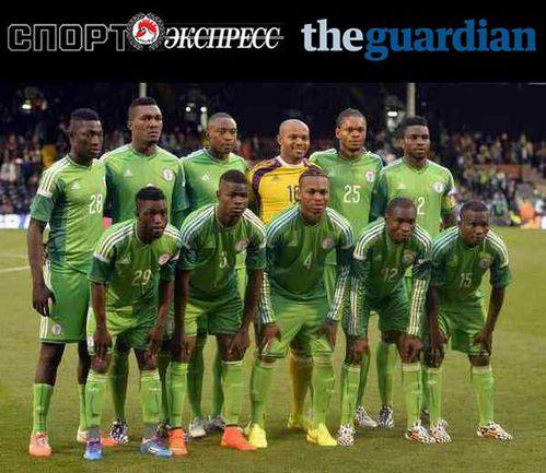 """СЭ"" и The Guardian представляют: сборная Нигерии"