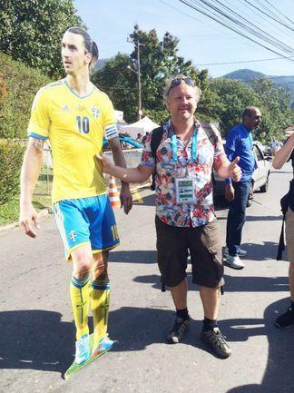 """""""Зачем в Бразилию привезли Ибрагимовича?"""".  Пять цитат мирового футбола Фото Globoesporte"""