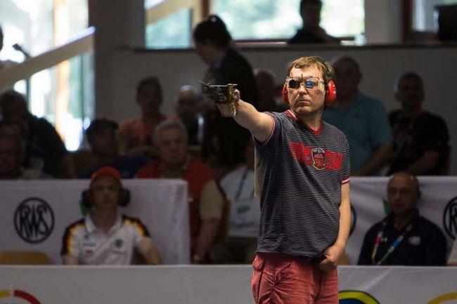 Алексей КЛИМОВ. Фото issf-sports.org
