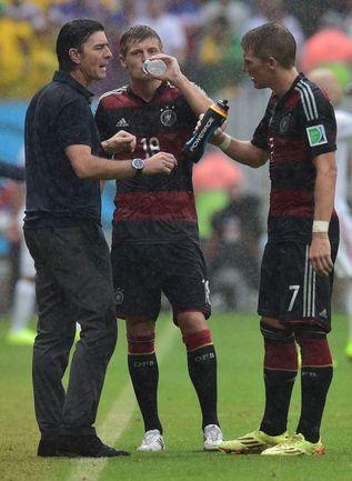 Немецкий футбол статистика