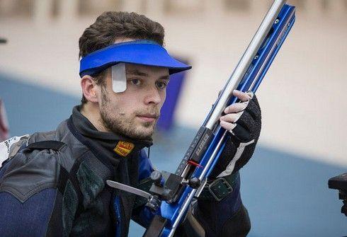 Сергей КАМЕНСКИЙ. Фото issf-sports.org