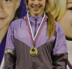 Кристина Сивкова: луч света в российском спринте