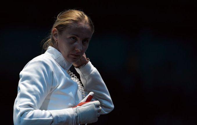 Виолетта КОЛОБОВА. Фото AFP