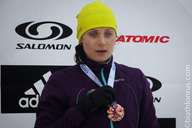 Ульяна ДЕНИСОВА. Фото СБР
