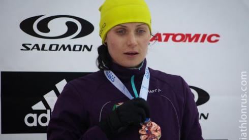 Россия потеряла еще одну биатлонистку