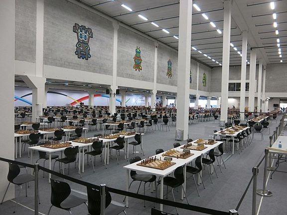 В пятницу в норвежском Тромсе стартует 41-я шахматная олимпиада. Фото chess24.com