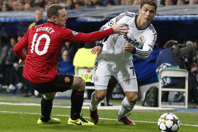 Уэйну РУНИ и компании явно не достает КРИШТИАНУ РОНАЛДУ. Фото www.footballshootball.com