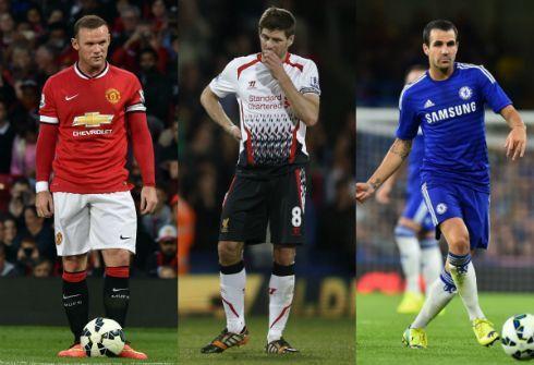 Звёзды английского футбола