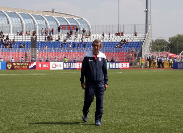 Юрий СЕМИН. Фото Алексей БЕЛИКОВ